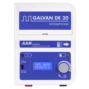 Galvan DE 20 - standard set - pulsed and constant current